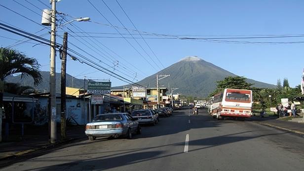 Photo of Costa Rica Road