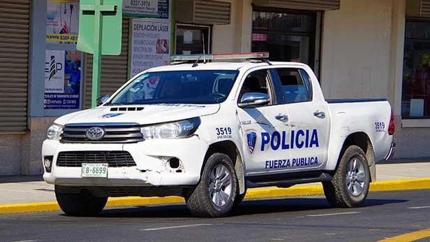 Photo of Costa Rica Police