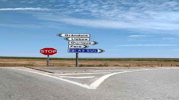 Photo of Portugal Road Signs