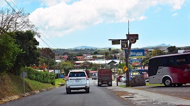 Photo of Costa Rica Street