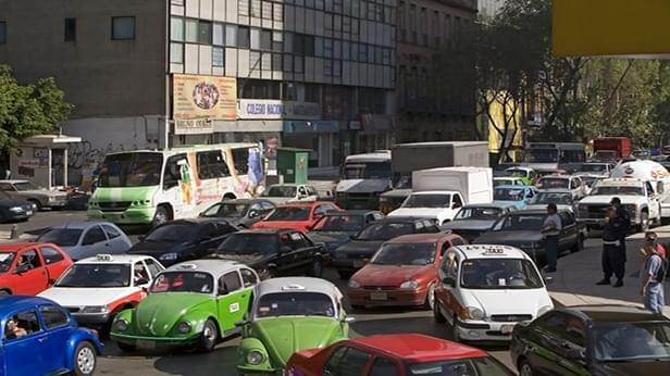 Photo of Mexico Traffic