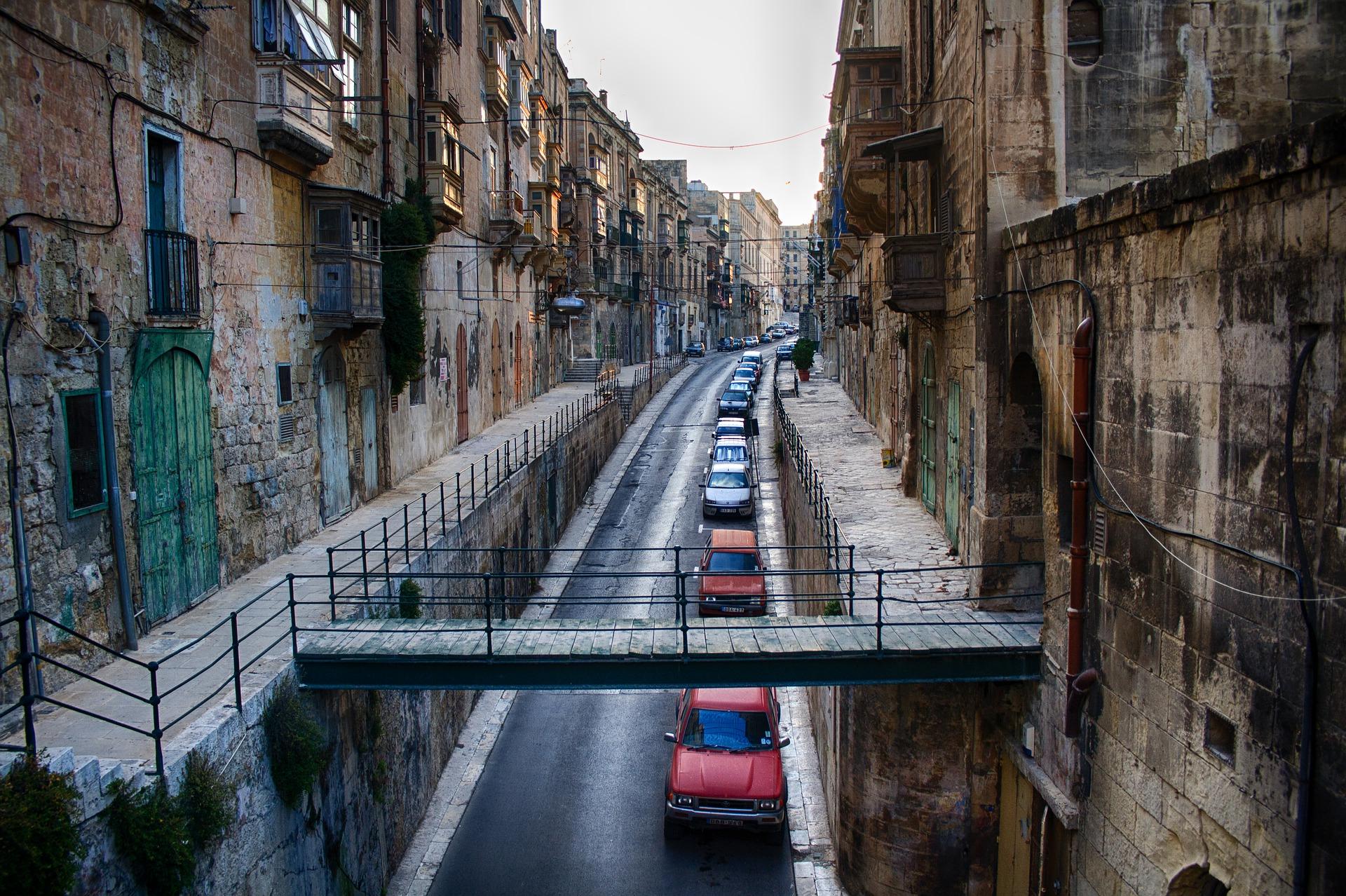 Road Malta photo by chrisjzammit