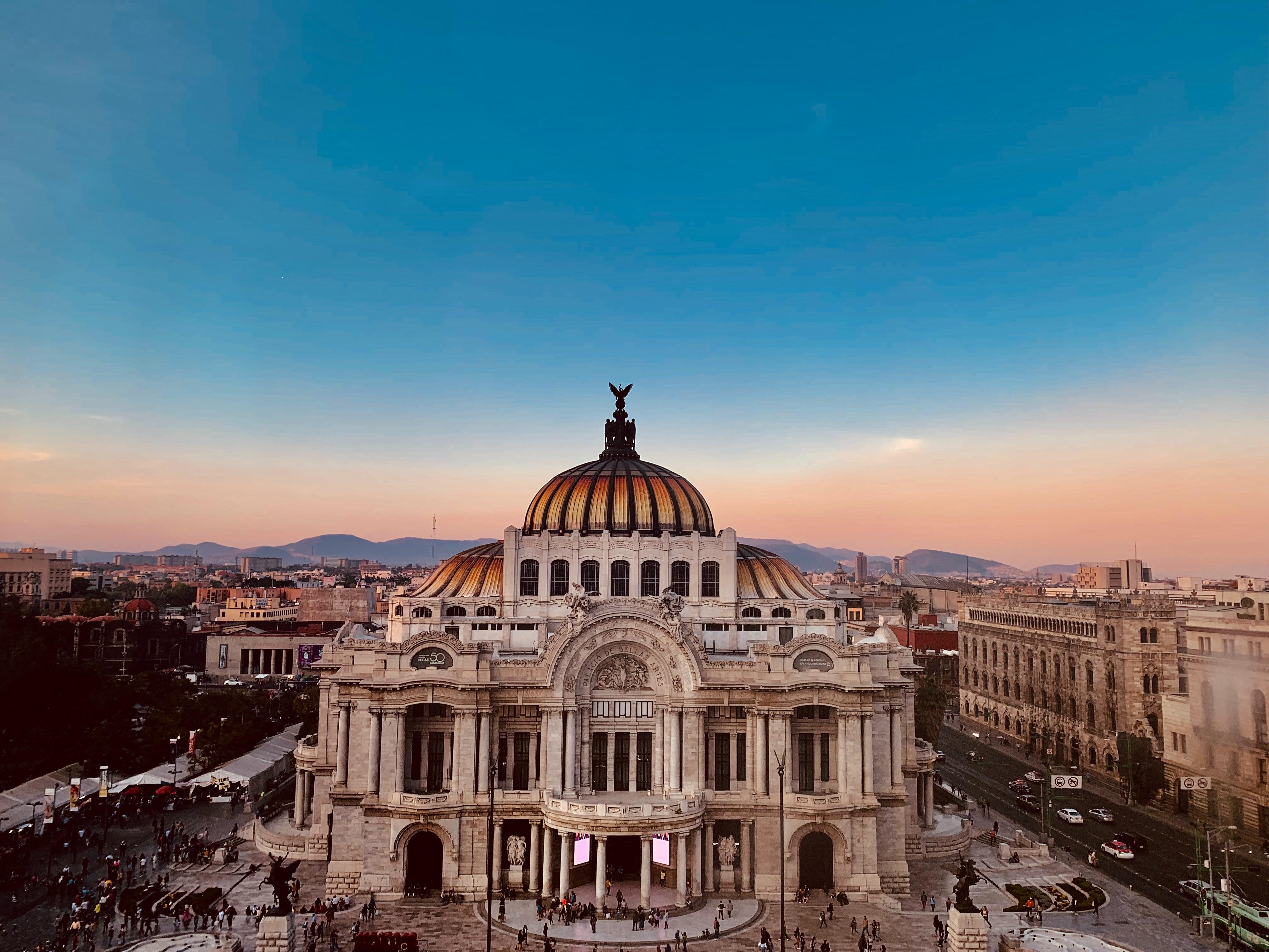 Mexico City Photo by Carlos Aguilar