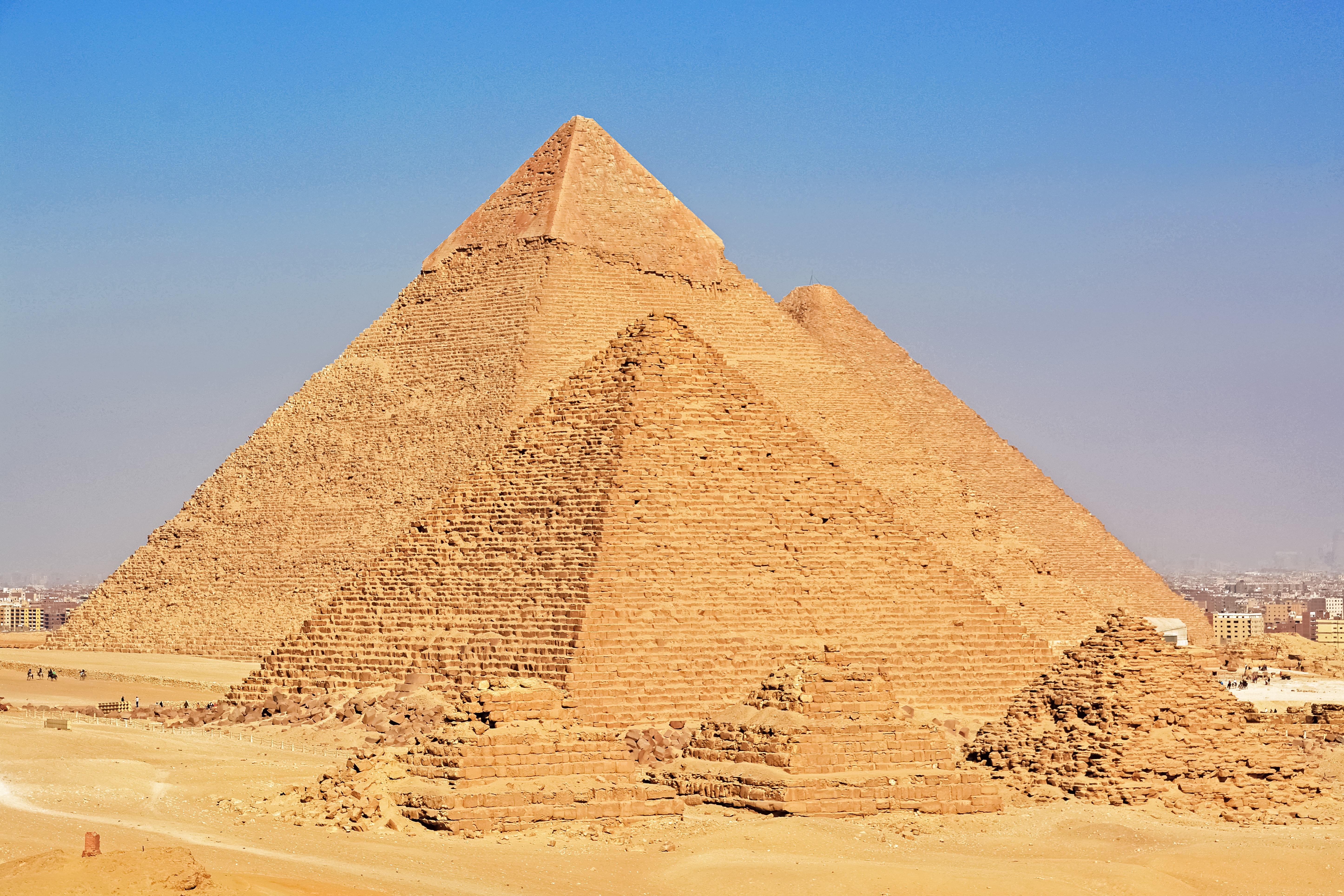 Giza-Egypt photo by Jeremy Zero