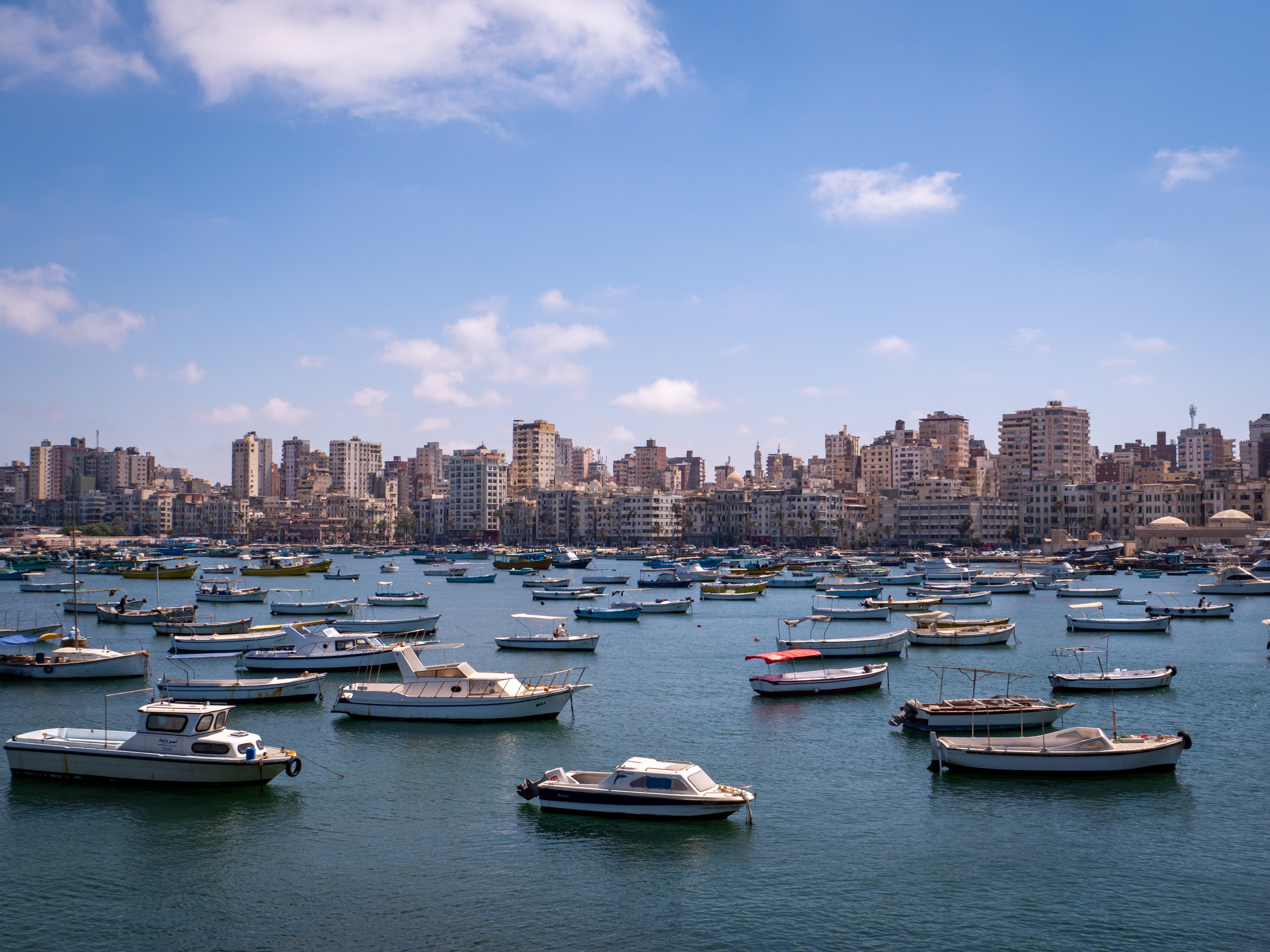 Alexandria -Egypt photo by  Flo P