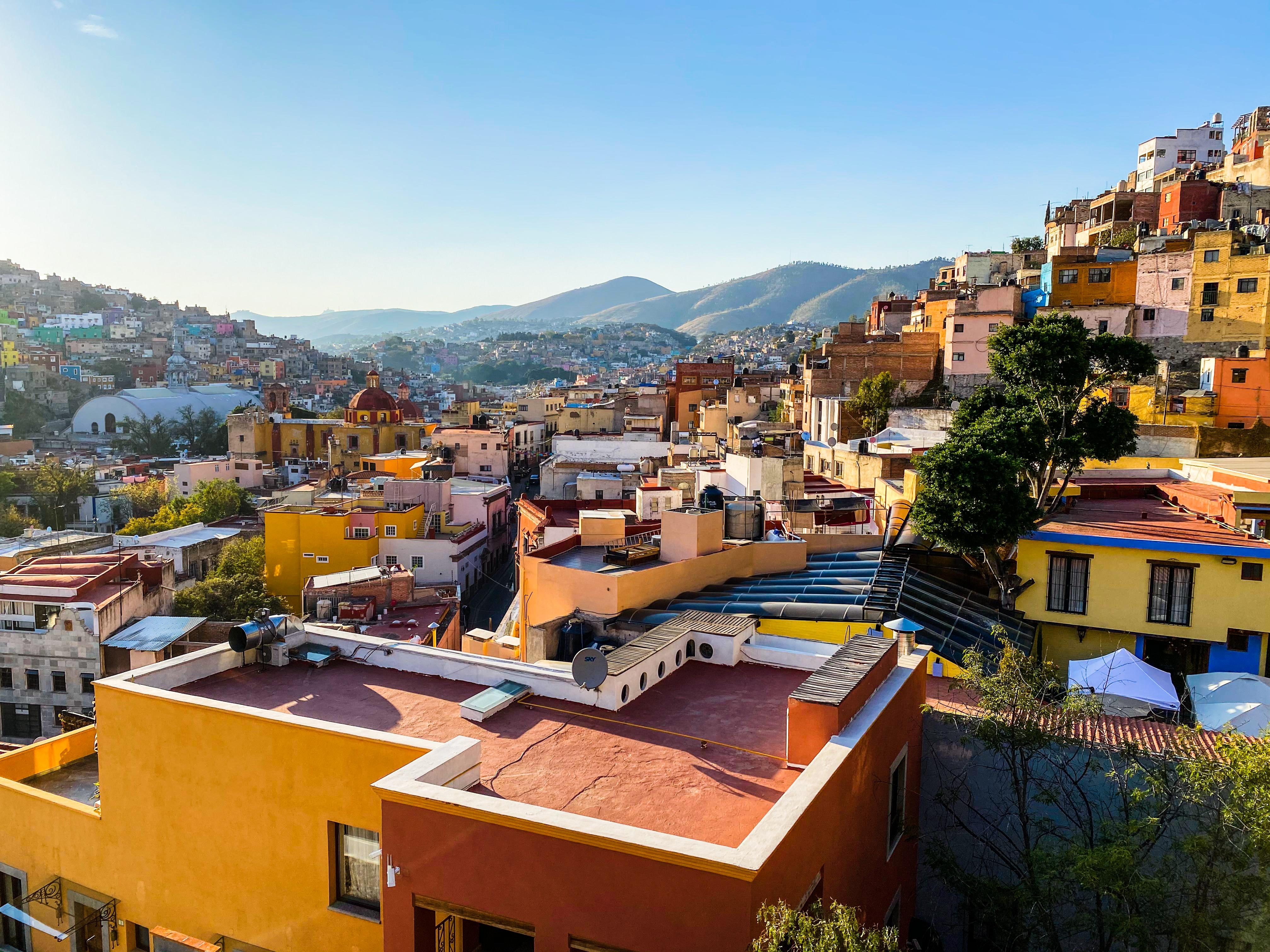 Guanajuato Photo by Jorge Gardner
