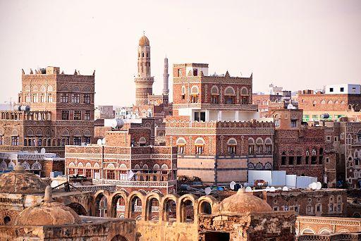 Sana'a-Yemen-Brian Harrington Spier-common.wikimedia