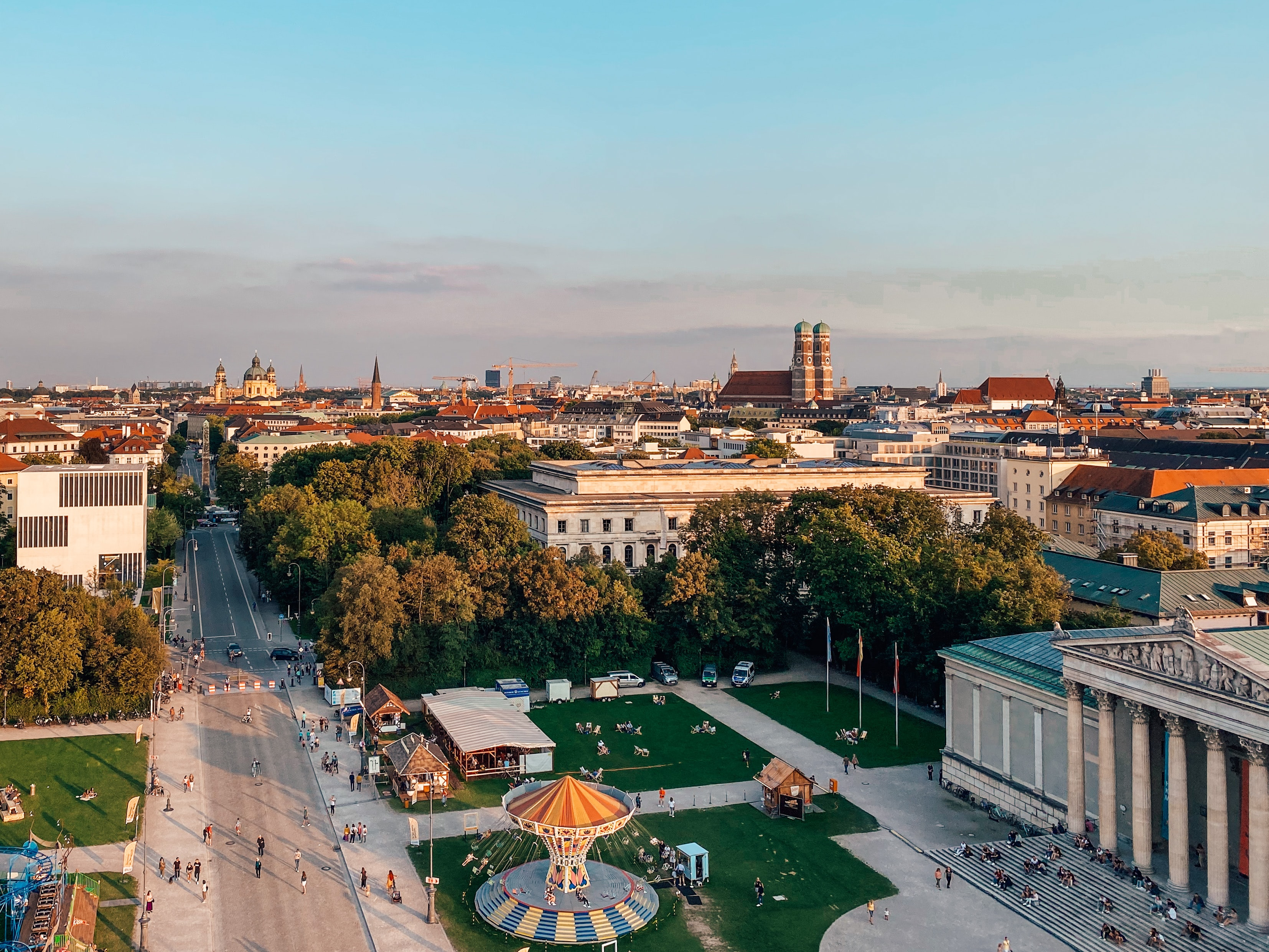 Munich Photo by Jan Antonin Kolar