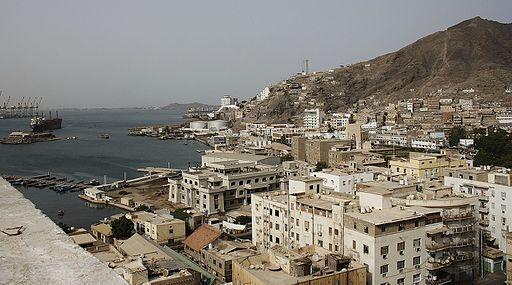 Aden-port-Yemen-Brian Harrington Spier-common.wikimedia