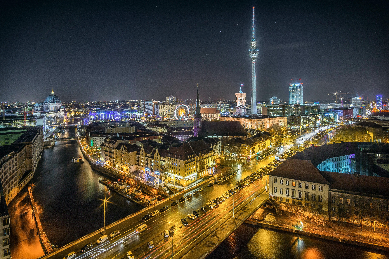 Berlin Germany Photo by Stefan Widua