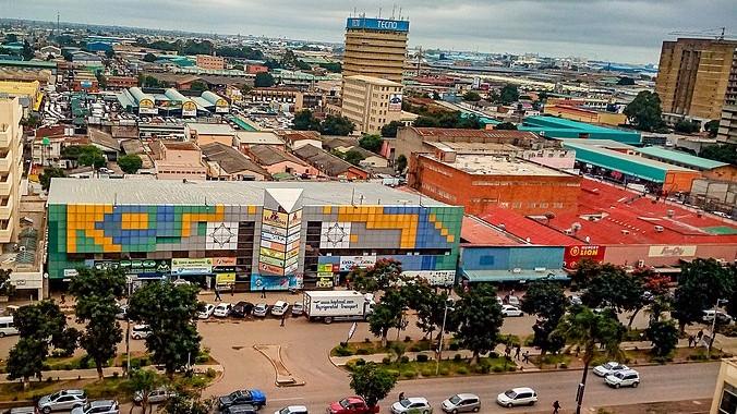 Lusaka-City-Zambia-Mondoka-Zambia-common.wikimedia