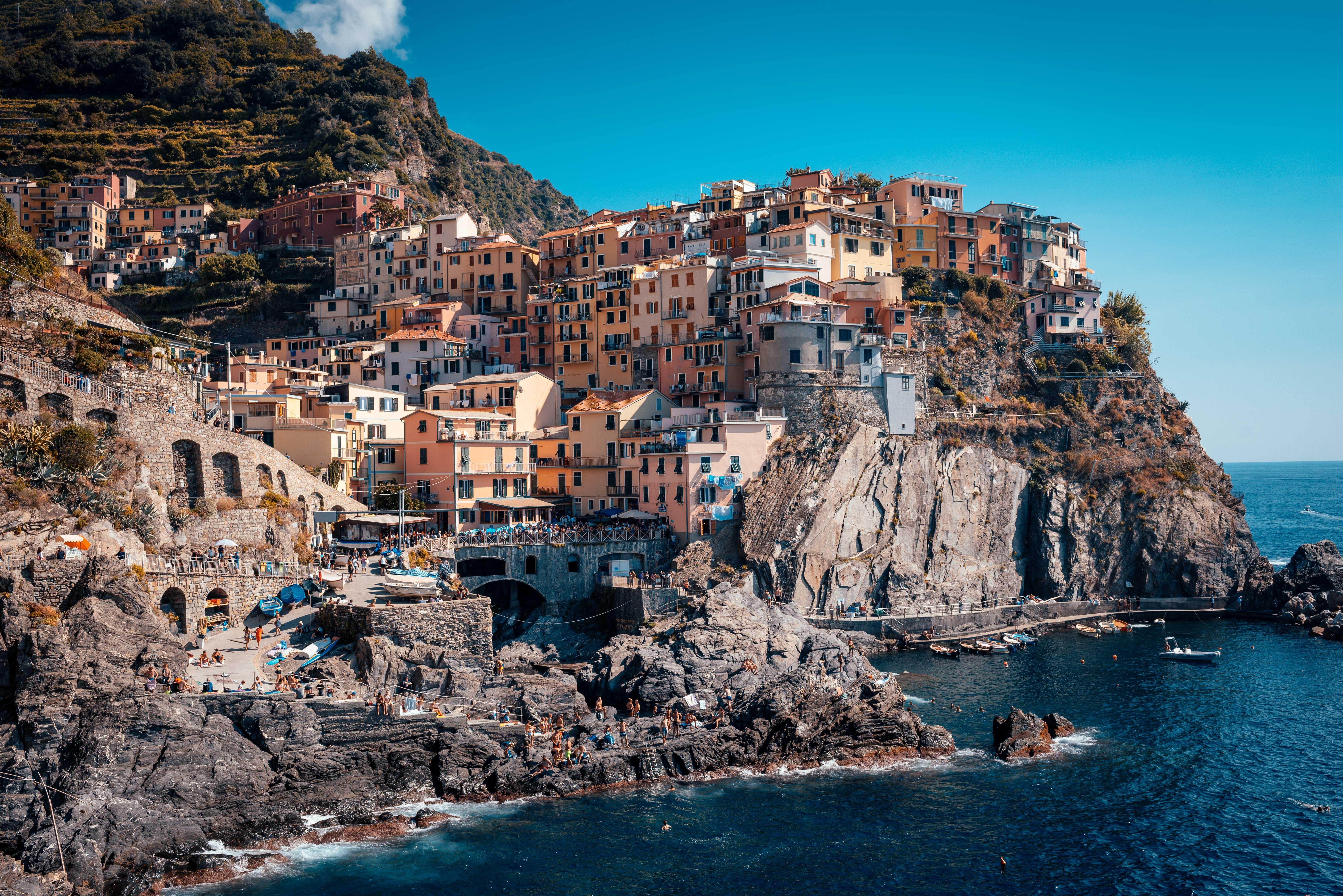 Italy Photo by Mathew Schwartz Cinque Terre