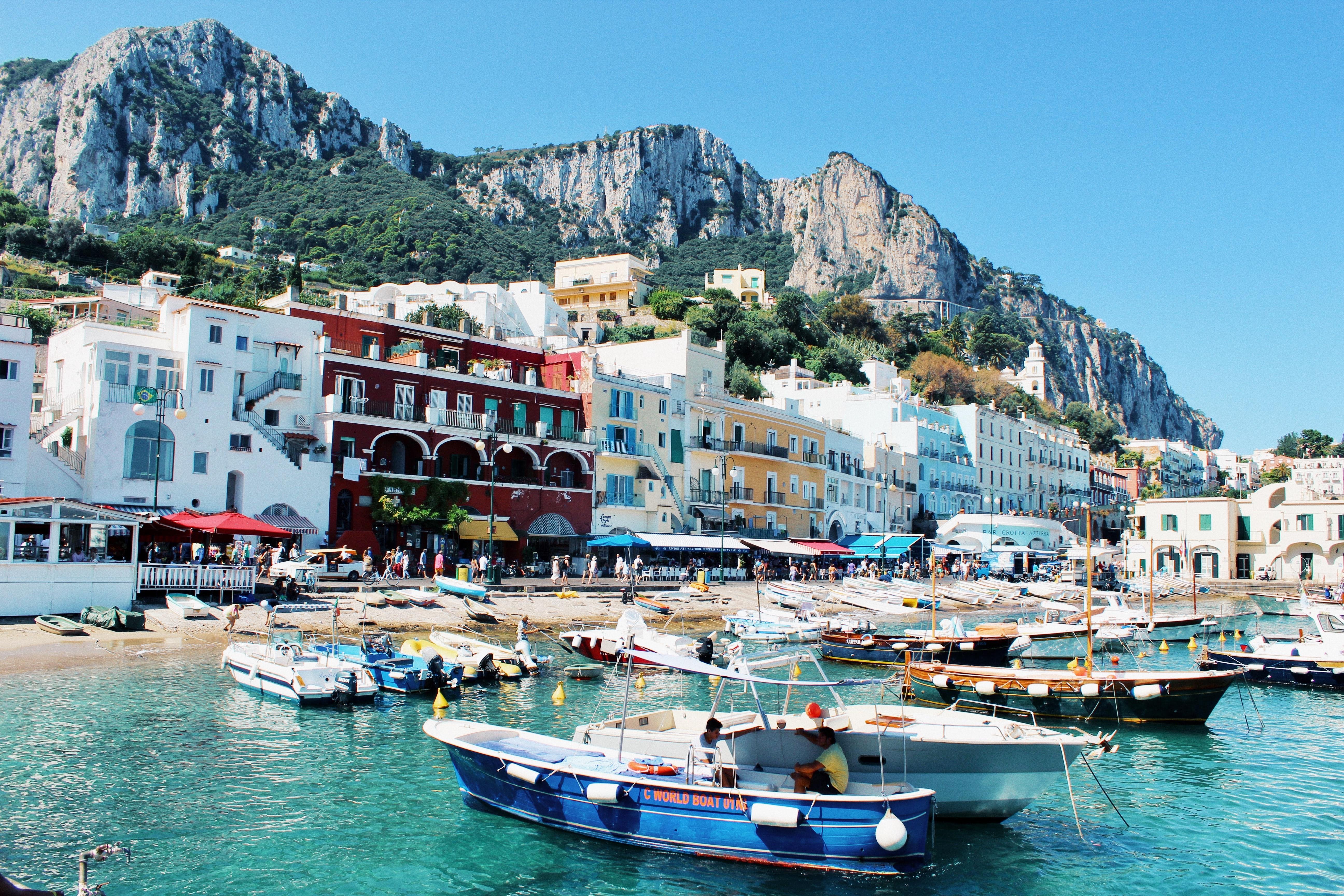 Capri Italy photo