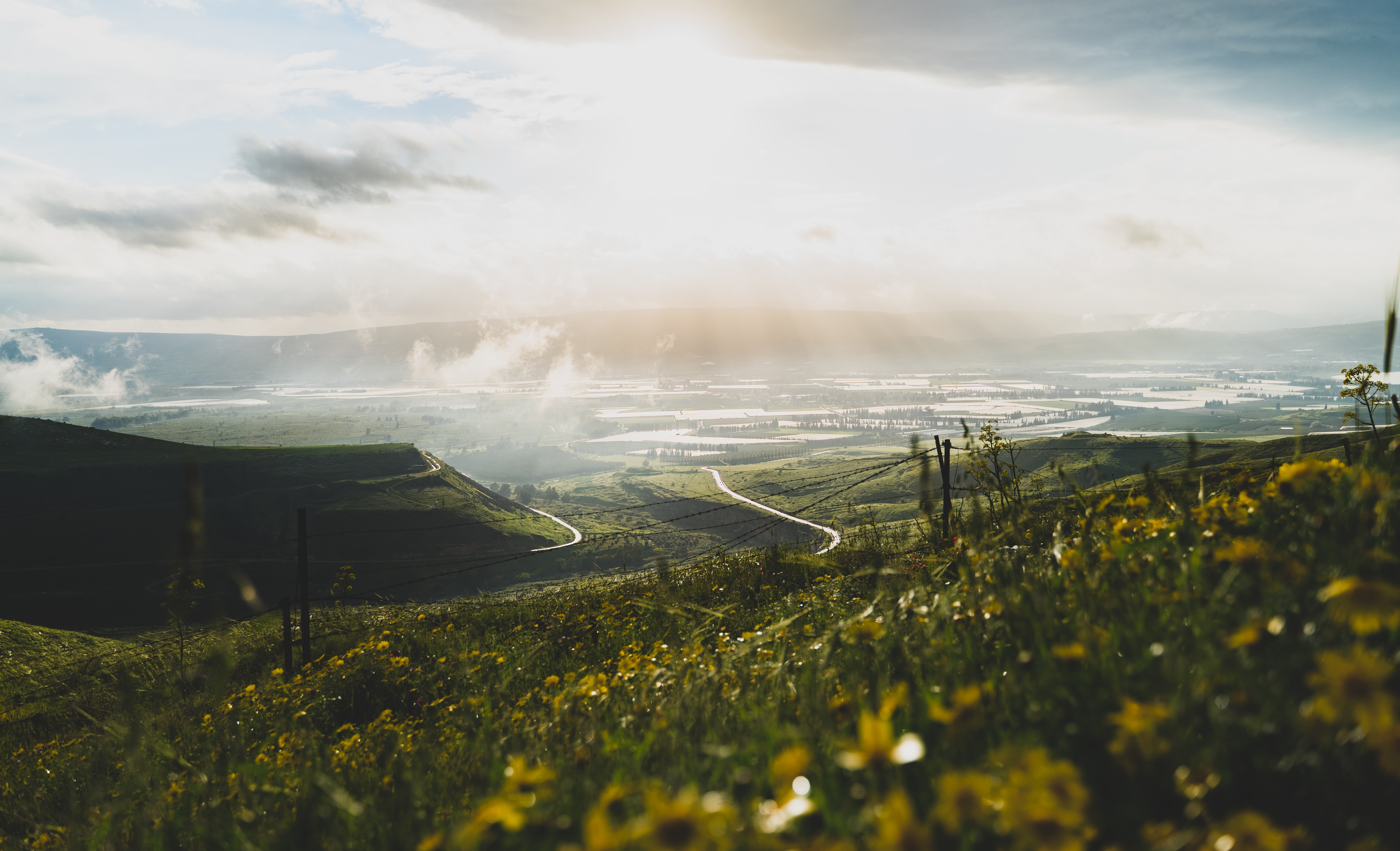 Golan Heights Photo by Aviv Ben Or