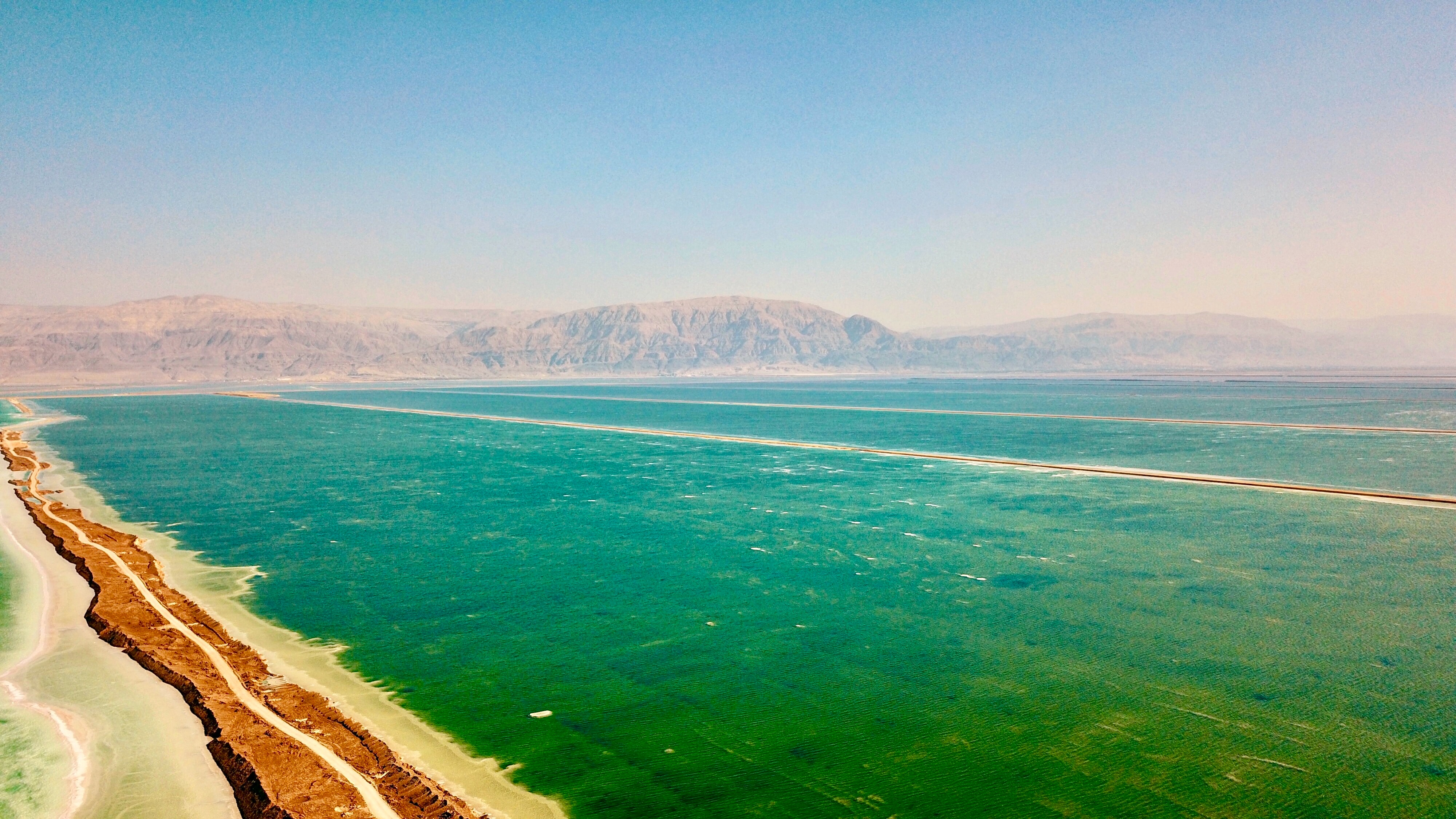 Dead Sea Photo by Eli Levit
