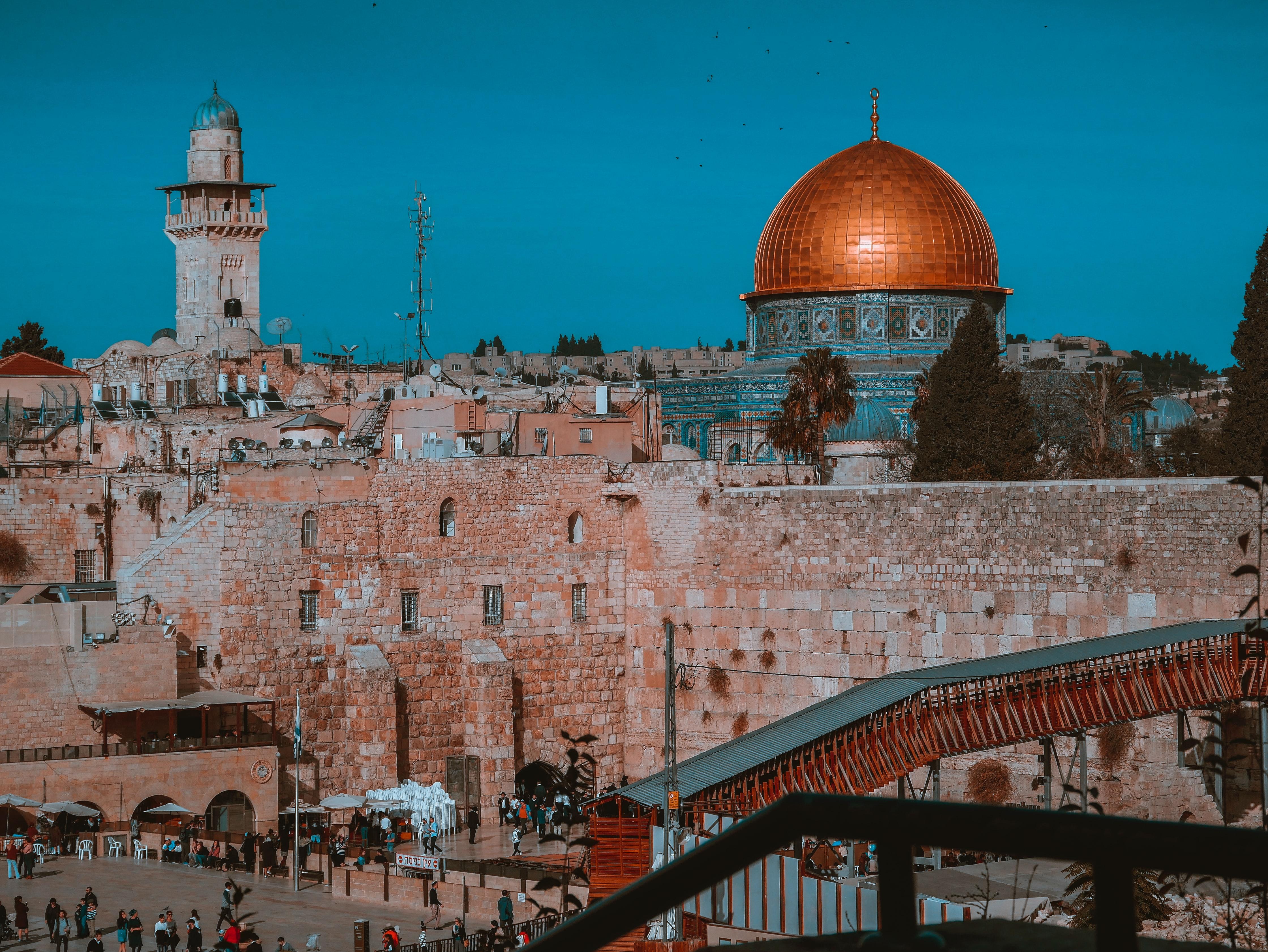 Jerusalem Israel Photo by Josh Appel