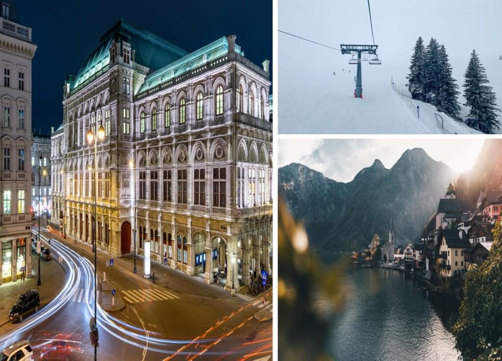 Photos of Austria