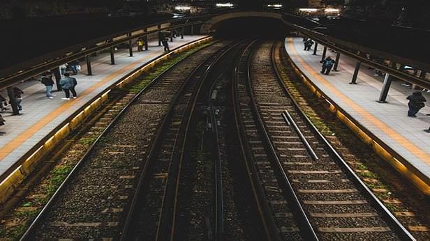 Photo of Greece Train Track