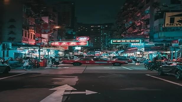 Photo of Hong Kong Street