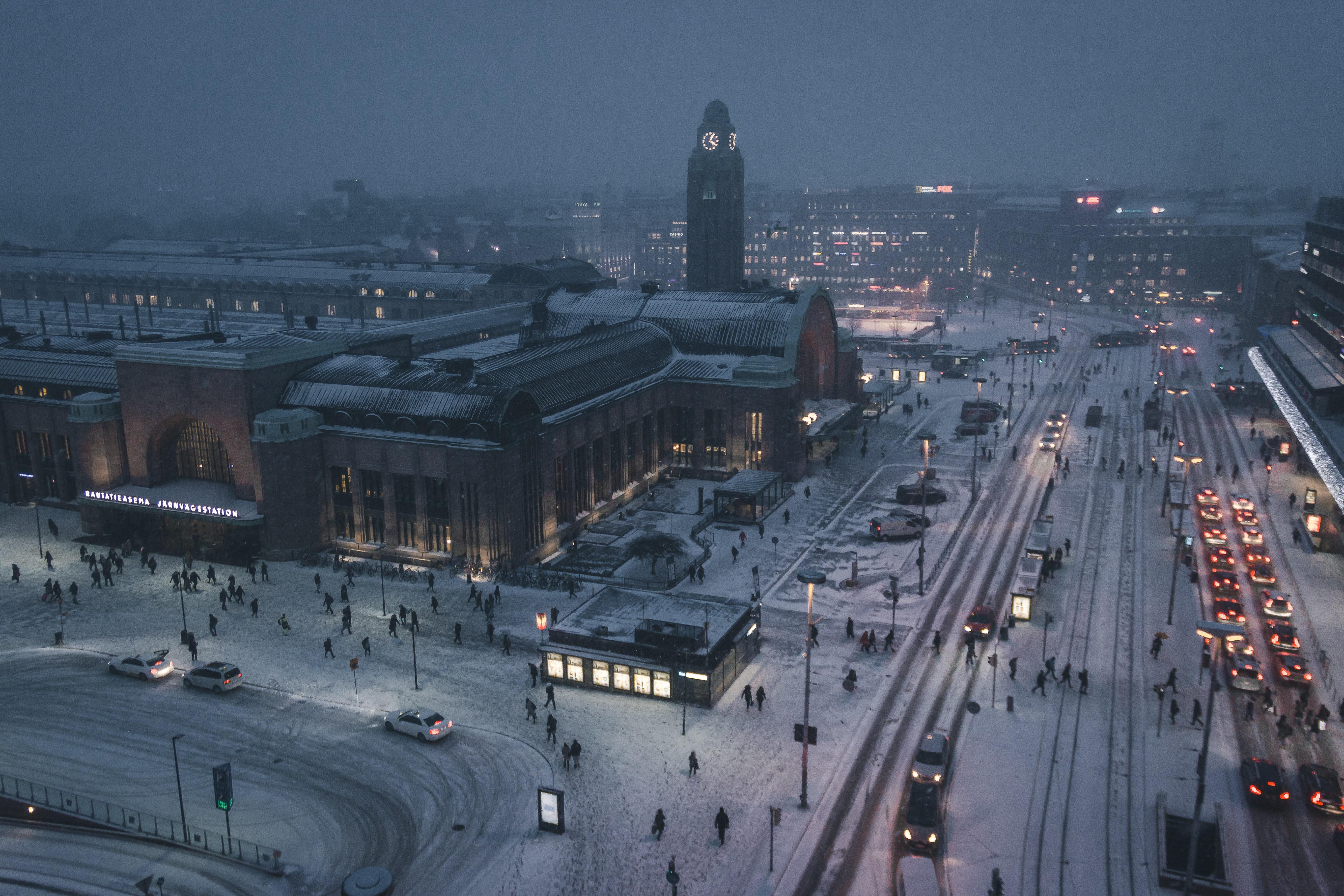 הלסינקי פינלנד צילום: אלכסנדר בורמוטין