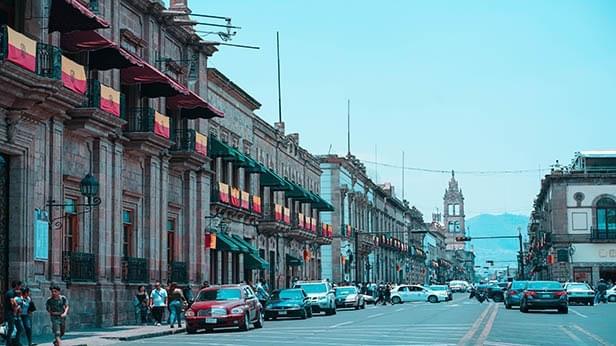 Photo of Mexico Roadway