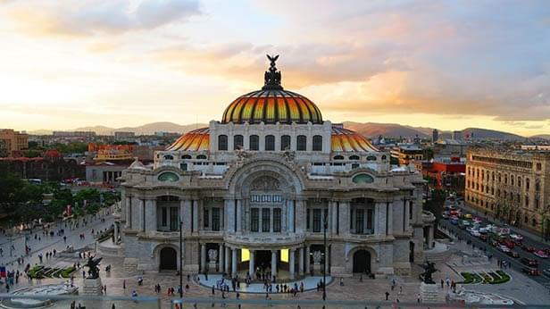 Photo of Mexico Palace of Fine Arts
