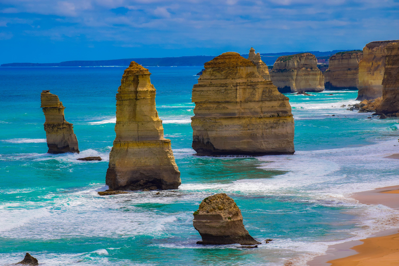 כביש האוקיינוס הגדול אוסטרליה צילום: DON RANASINGHE