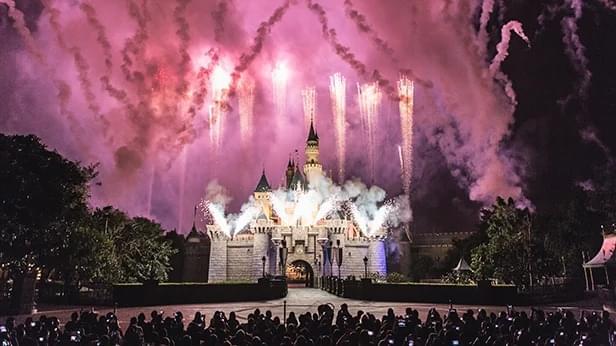 Photo of Hong Kong Disney Land