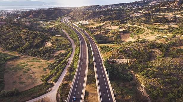 Photo of Greece Toll Roads
