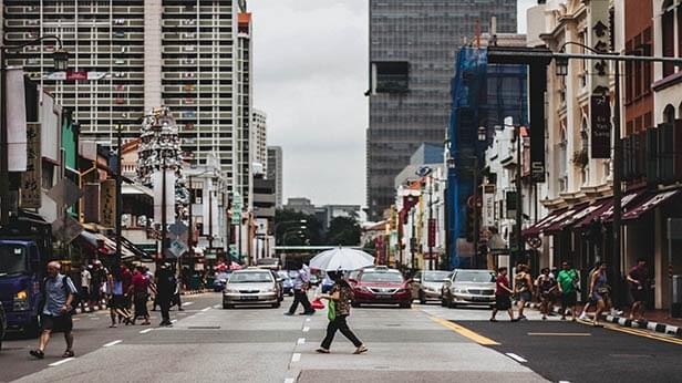 Photo of Singapore Street