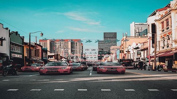 Photo of Singapore Road