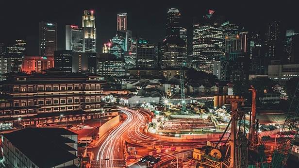 Photo of Singapore Night View