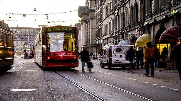 Photo of Switzerland Tram
