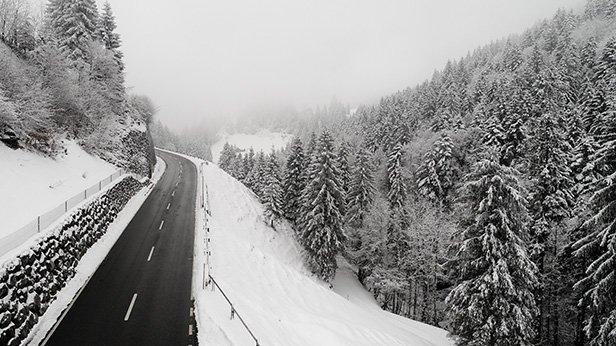 Larawan ng Switzerland Winter