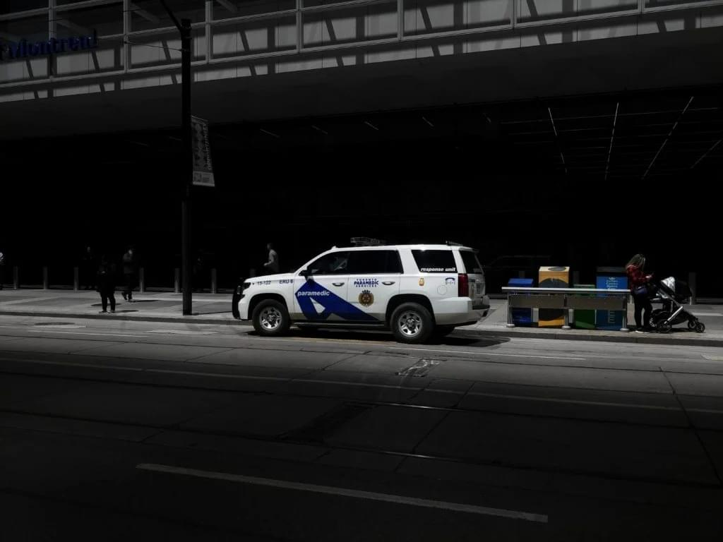Photo of Canada Paramedic Car
