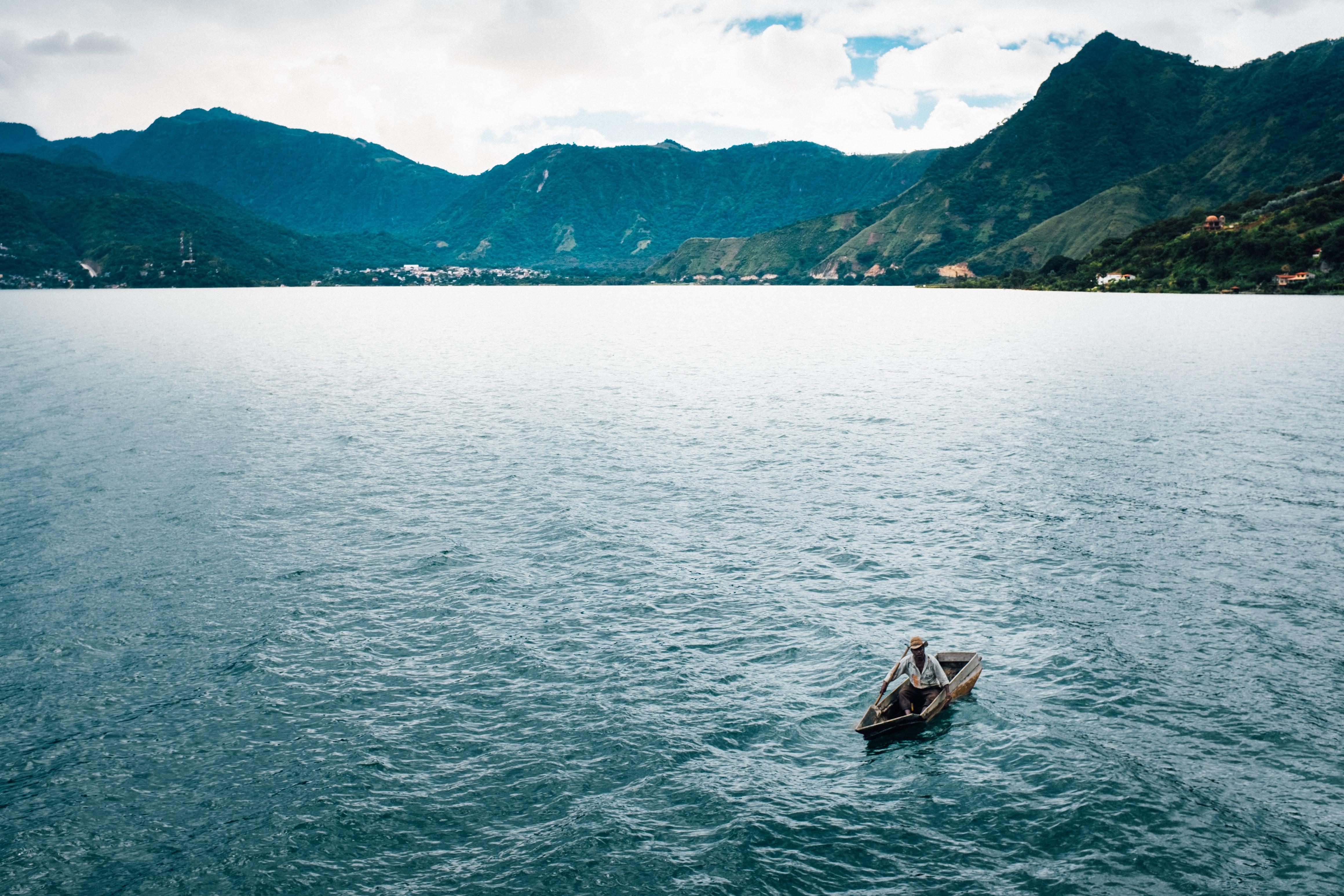 Lake Atitlan Photo by Parker Hilton