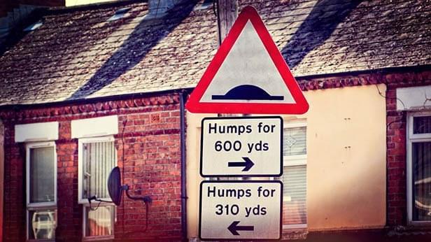 Photo of Ireland Traffic Signs