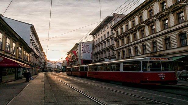 Photo of Austria Tram