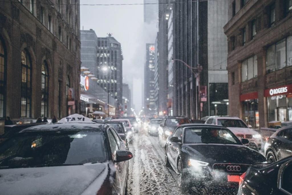 Photo of Canada Traffic