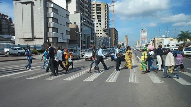 Photo of Congo Crosswalk