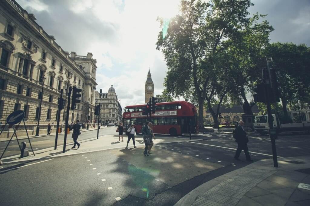 Photo of United Kingdom Streets