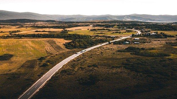 Photo of Croatia Road