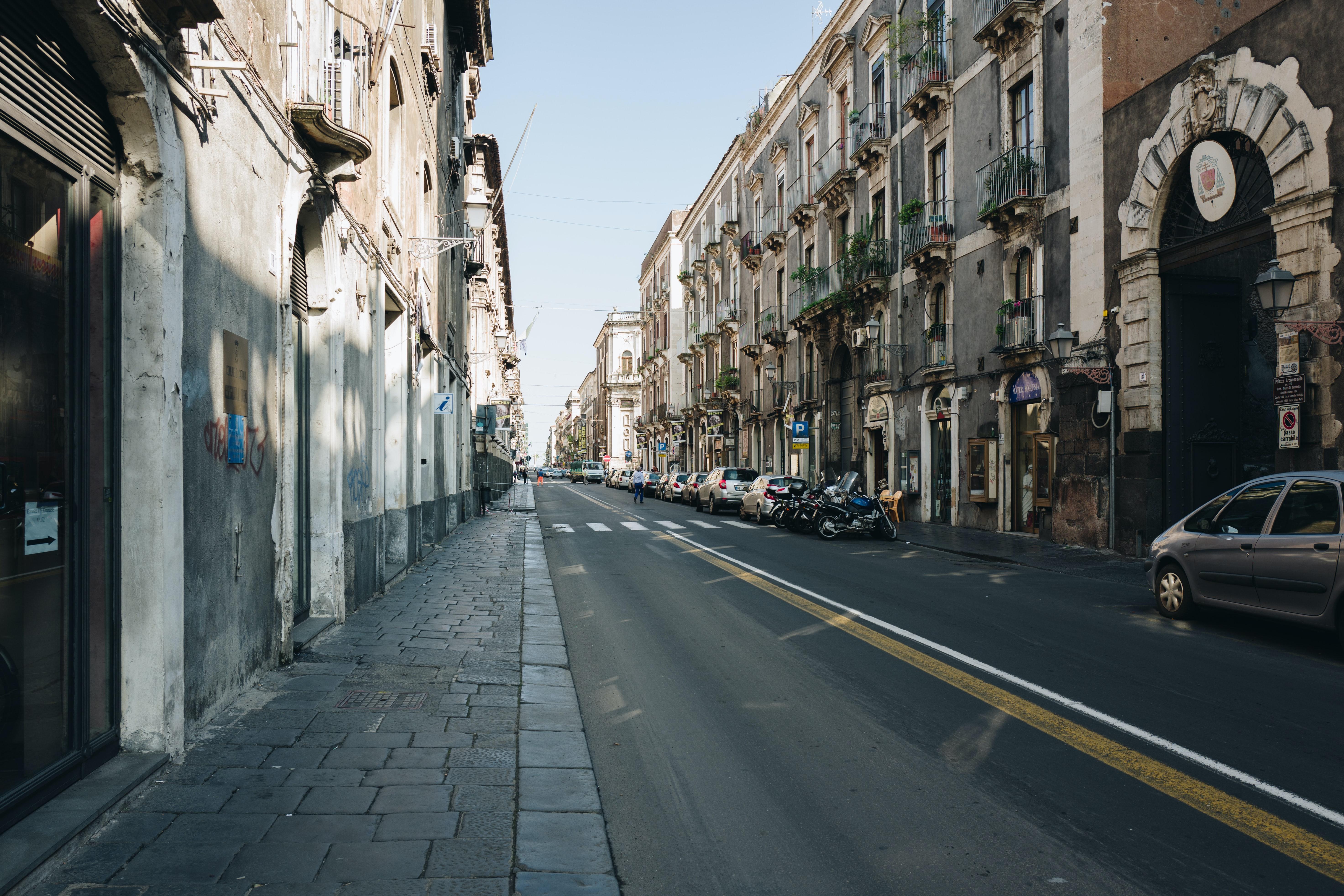 Italy Road by Thomas Anton Escobar